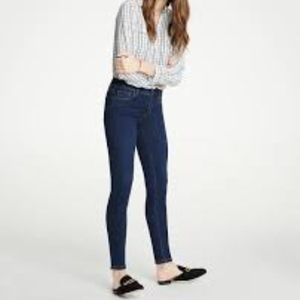 "ANN TAYLOR Performance Stretch Skinny Jeans 0/29"""
